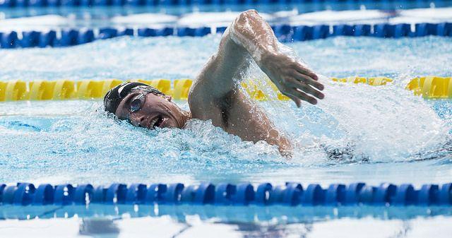 Swimming, Varsity 2014