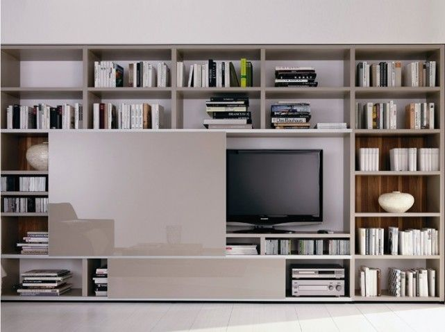 les 25 meilleures id es de la cat gorie tag res murales pour tv sur pinterest. Black Bedroom Furniture Sets. Home Design Ideas