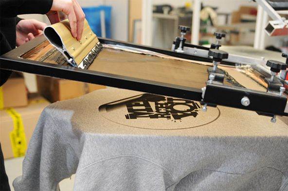 Screen Printing: The Story So Far - Printsome Blog