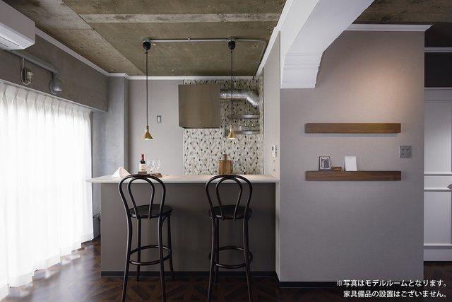 リバーサイドホテル(東京都港区) | 東京のリノベーション・デザイナーズ賃貸ならグッドルーム[goodroom]