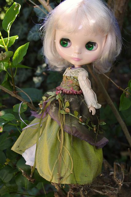 """Forest Fairy"" for Yi Ting"