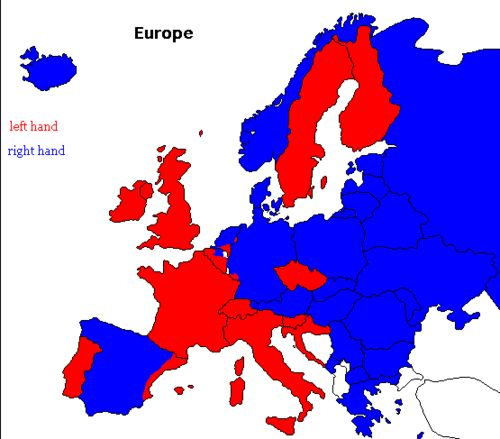 Right Vs Left Hand Wedding Ring Wearing In Europe Jamminman1Okso I Found This Map Online And The Sources Were Kinda Sketchy But