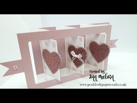 Gorgeous Flip Flap/Shutter Style Card - YouTube | card and
