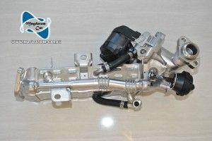 Neu Original Abgas Kühler DIESEL BMW F20 F30 F34 F32 F07 GT F10 F06 F12 F01 E84 F15 F25 Nr. 7823210