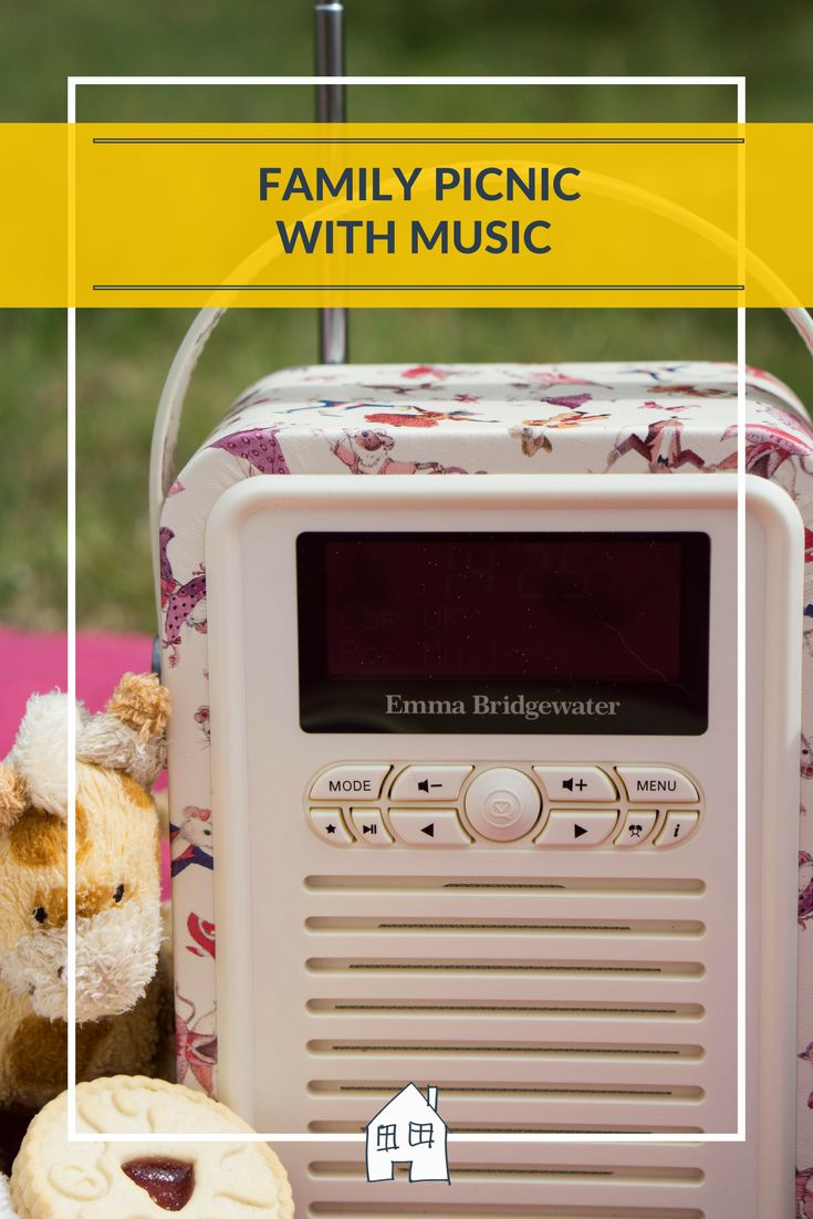 Do you love music in your family? Then how about this cute little Retro Mini radio with dancing mice all over it? Your little ones will loves this radio