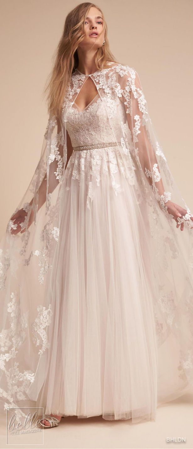 Our Favorite Wedding Dresses From Bhldn