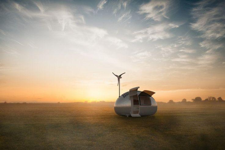 Ecocapsule, par Nice Architects