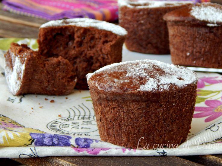 muffin senza forno, muffin cotti al vapore facili e veloci da fare per un risultato eccellente, i muffin saranno morbidissimi, belli umidi dentro e golosi