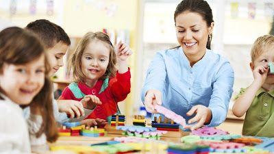 """""""Είναι το πρόσωπο εκτός του οικογενειακού περιβάλλοντος, που αποτελεί ένα πρότυπο μίμησης""""  #kids #education #nursery #iekxini"""