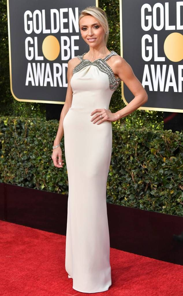 Giuliana Rancic from Golden Globes 2019:
