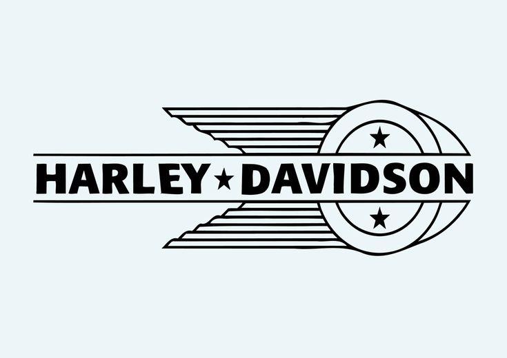 Harley Davidson Clip Art: 39 Best DIBUJOS HARLEY-DAVIDSON Images On Pinterest