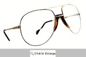 Hugo Metal Bifocals Glasses - 135 Gold
