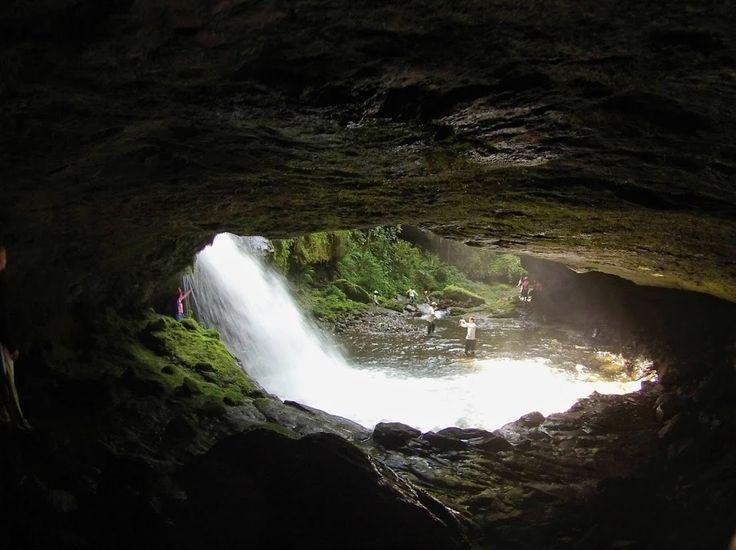 Cueva de los Guácharos - Jardin Antioquia