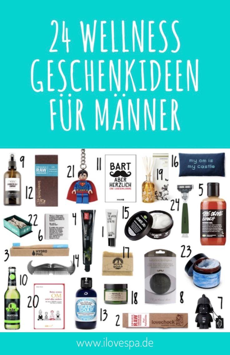 DIY Adventskalender  24 Geschenkideen fr Mnner  SpaBlogger  Adventskalender