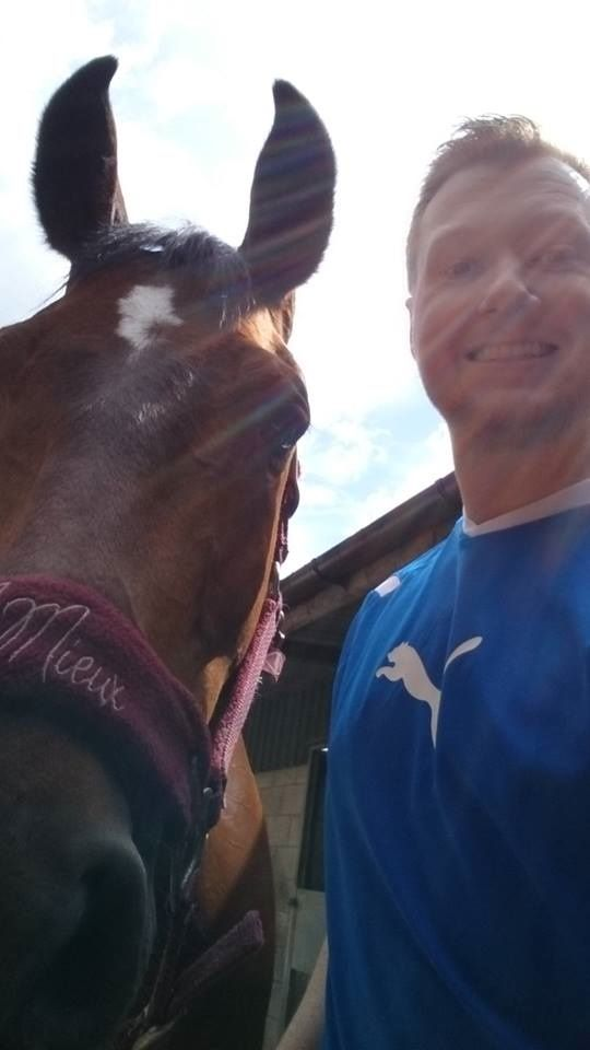 Meeting the family...  read more from The Horse Husband!