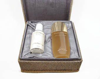 Vintage Marilyn Miglin Pheromone Parfum, Fluid Gold, Gift Box Set, Pheromone Perfume, 3.4 fl oz, Unused NIB, Vintage Fragrance