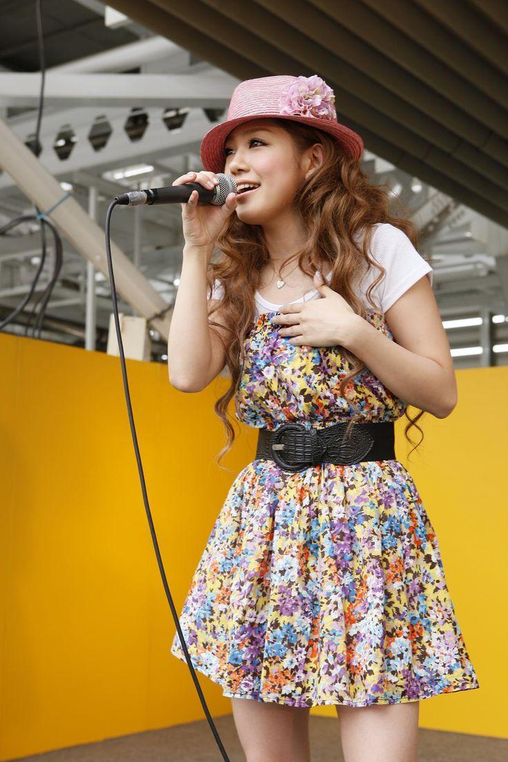 Japanese singer Kana Nishino in Nagoya 西野カナ