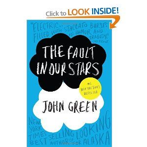 Book 11: The Fault in Our Stars: John Green. Well written, witty, and heartbreaking in the sweetest way.