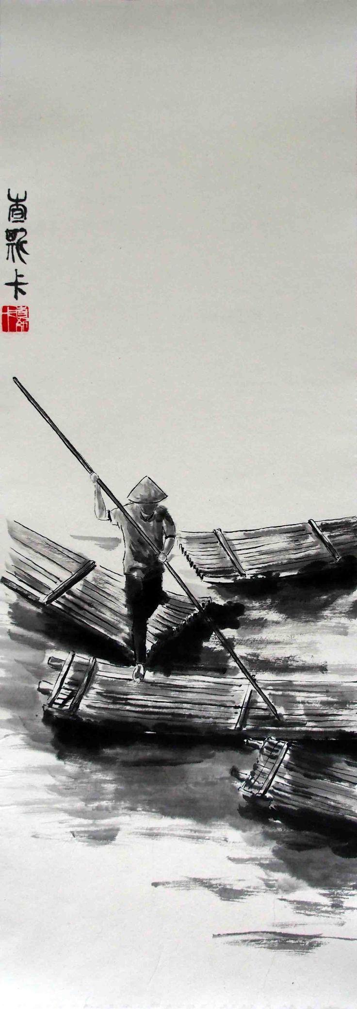 Caska - Yangshuo
