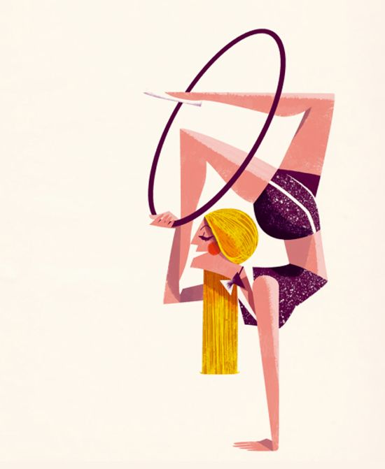 Circus-2  by Brad Woodard