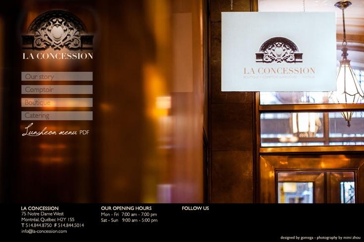 La Concession - Boutique & Comptoir Alimentaire - Traiteur   Voted best bakery in the city