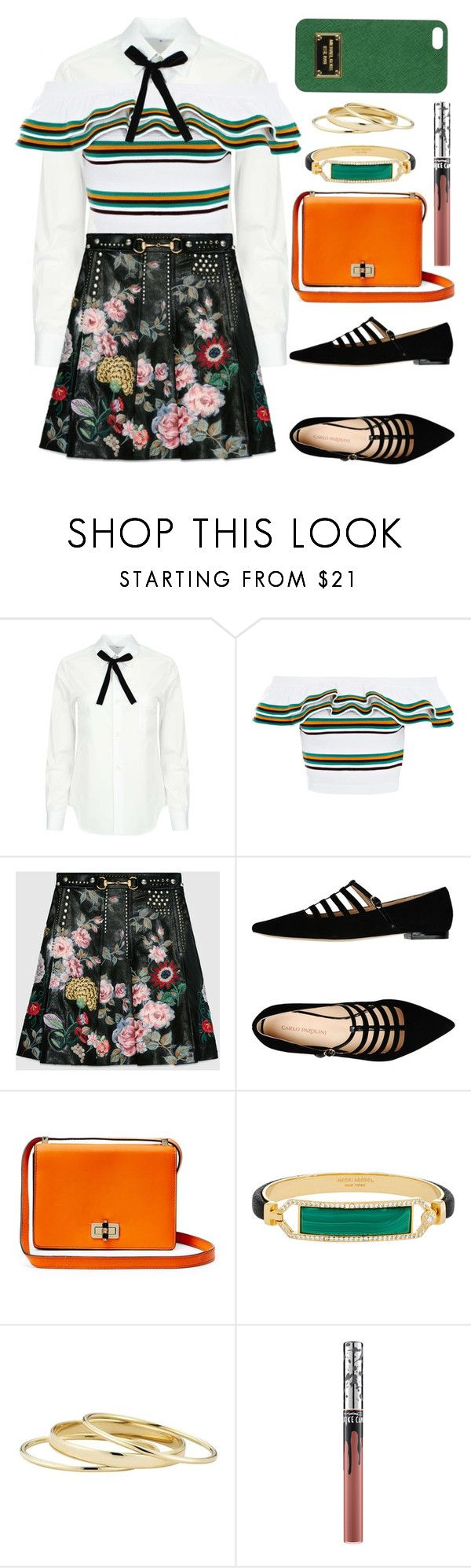 """BA70: Four seasons, heaven and earth"" by bugatti-veyron ❤ liked on Polyvore featuring Comme des Garçons, MSGM, Gucci, Carlo Pazolini, Diane Von Furstenberg, Henri Bendel, Minor Obsessions, MAC Cosmetics and Michael Kors"