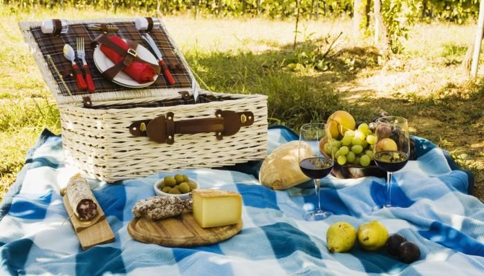 An Early Summer Picnic Menu | The Splendid Table