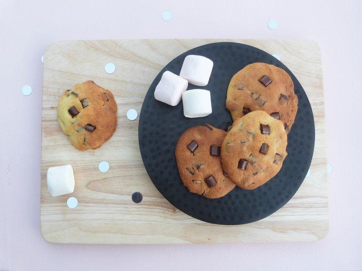 DIY Cuisine // Les Cookies aux Chamallows // La Fabrique Pailletée ♡