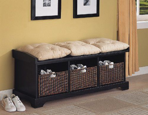 this would be great in the mudd room entryway bench with