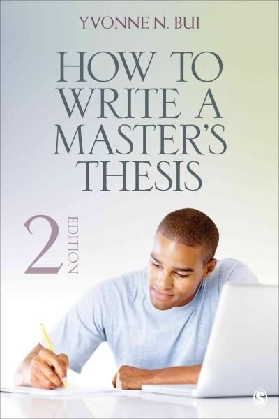 thesis written for a higher degree Guide for writing thesis proposals this guide is for students who are enrolled in a postgraduate research degree and who have been asked to submit a thesis proposal aims.