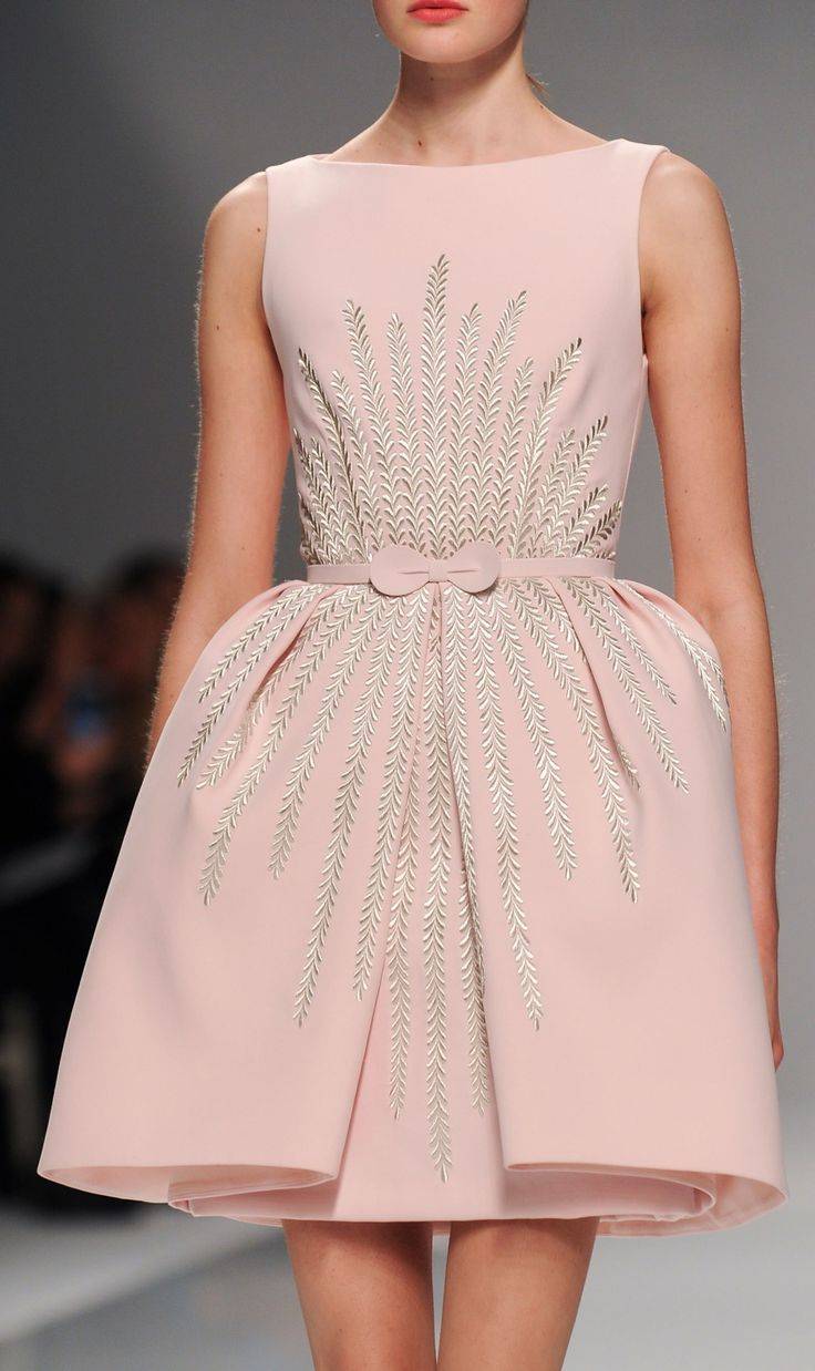 Georges Hobeika Couture, Spring 2015.