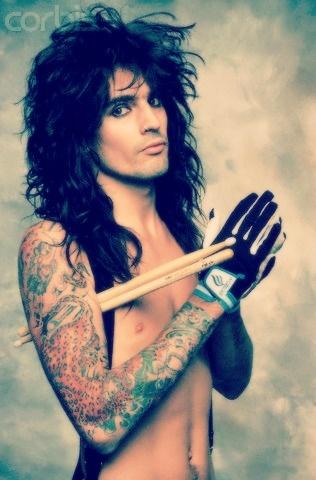 Tommy Lee Mötley Crüe