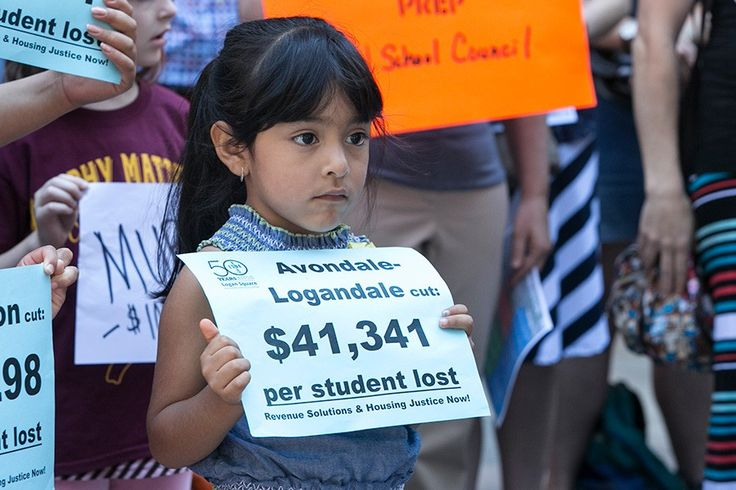 On the eve of a possible strike, a rookie CPS teacher reminds us what's at stake - In her first year as a first-grade teacher, this rookie's facing $40,000 in student-loan debt and an underfunded classroom filled with needy children.