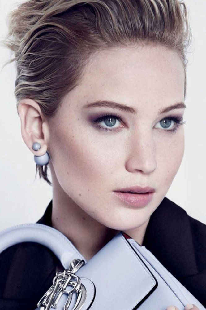 Jennifer Lawrence Stuns in Latest Dior Campaign