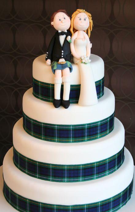 Scottish Cake Decorating Ideas