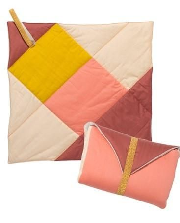 Changing Pad Ochre + Pink https://www.claudeandco.co.uk/collections/bedding-blankets/products/changing-pad-blush-ochre