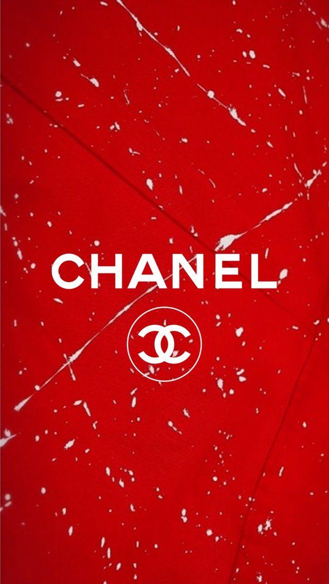 Chanel Red Wallpaper Chanel Wallpapers Hypebeast Wallpaper Bad Girl Wallpaper