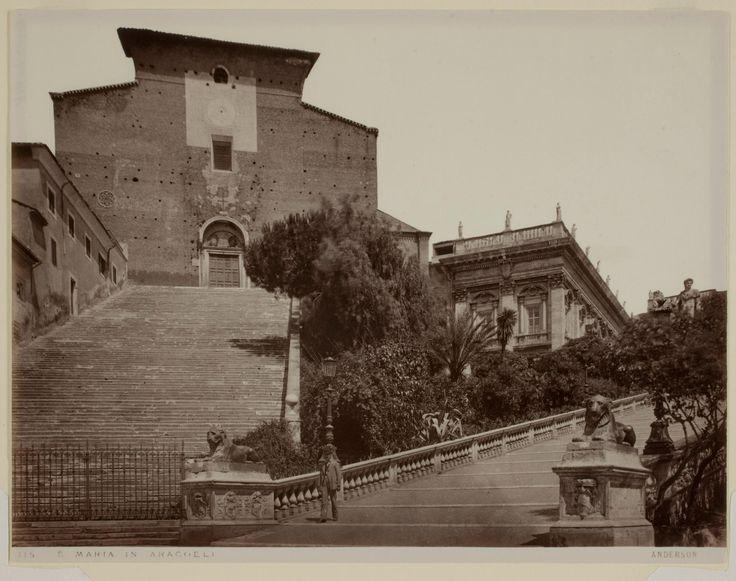 Santa Maria in Aracoeli | Works | James Anderson | People | George Eastman Museum