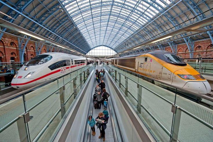 Zug Köln London
