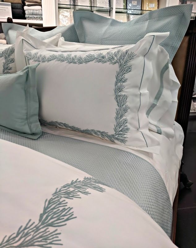 Bed Linens Feathery Sea C