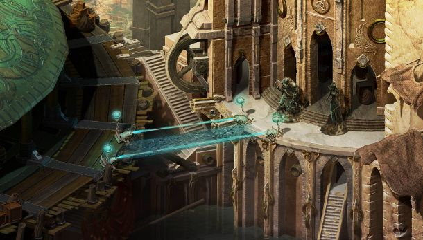 Torment: Tides of Numenera secures Chris Avellone, releases second screenshot