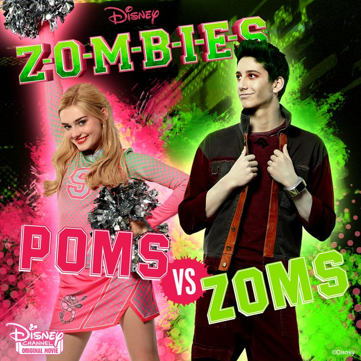 In the new Disney Channel Original Movie, a tenacious zombie named Zed and an inquisitive cheerleader named Addison must use their newfound friendship to lead their community to coexistence.