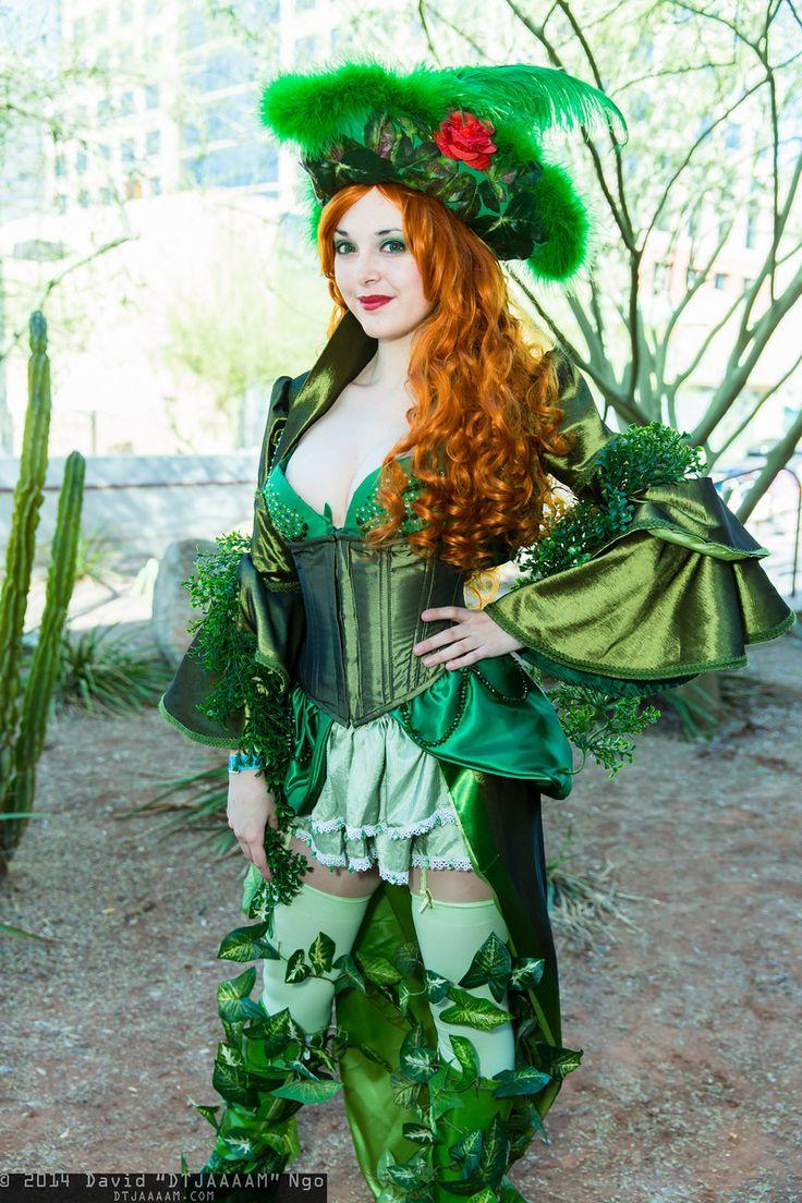 Poison Ivy Batman Comic Costume 29 best images about s...
