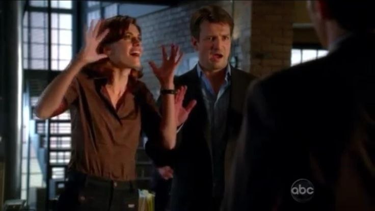 "Castle and Beckett Second Season -"" The Double Down"""