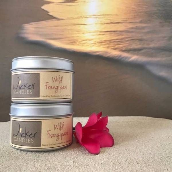 Natural Soy Candle Tins Wooden Wick (Fragrances in Description) | Decorative Accessories | Gumtree Australia Gold Coast North - Ormeau | 1164696468