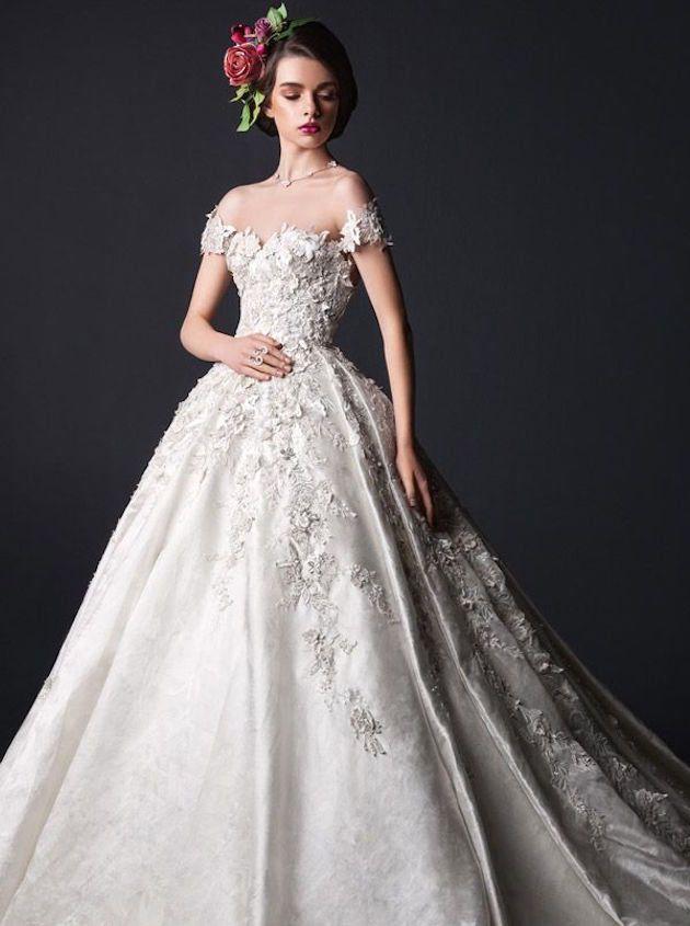 Rami Al Ali Wedding Dress Collection | Bridal Musings Wedding Blog
