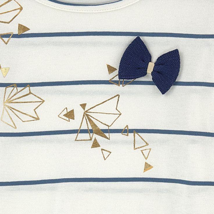 T-shirt rayé - 158603