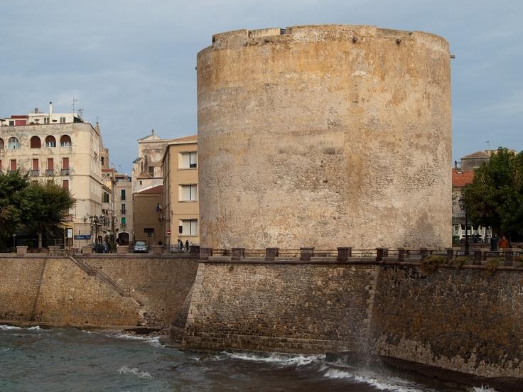 Věž v Algheru