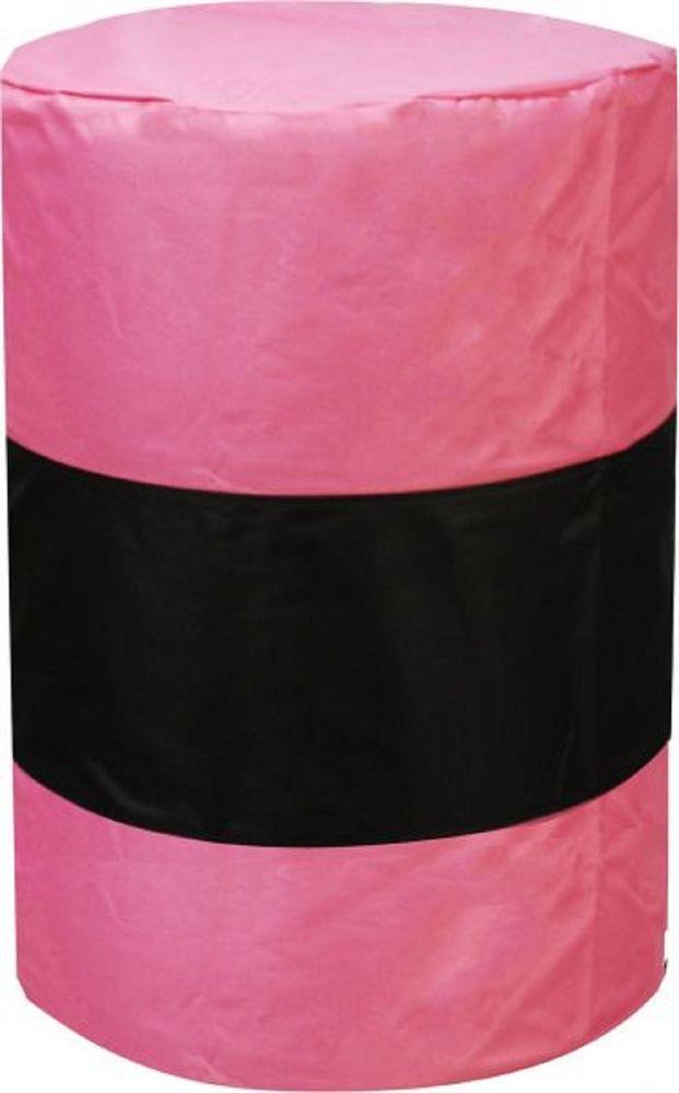 Set of THREE Barrel Covers Barrel Racing HOT PINK Color Western Rodeo NEW | eBay
