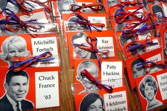 Class reunion nametags - Class reunion nametags  Repinly Design Popular Pins